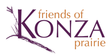 logo for Friends of Konza Prairie
