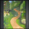 "ROAD TO DISCOVERY -- Artist: Carole Roemer Size: 11"" x 14"" Medium: Oil Price: $250.00"