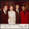 Rosalyn & Jimmy Carter with Berkleys