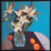 Lilies with Oranges