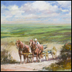 Wagon Ride in the Flint Hills