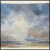 "THE SKY IS A COHEN SONG -- Artist: Peggy Wilson Size: 10"" x 16"" Price: $390.00"