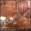 Balloon Festival in Metal