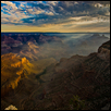 Early Morning at Grand Canyon Vista
