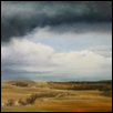 "BRING IN THE RAIN -- Artist: Carol Rubsam Size: 10"" x 8"" Price: $235.00 **SOLD**"