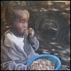 Swazi Orphan #2 one meal a day