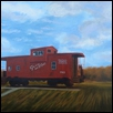 Pierce City Caboose