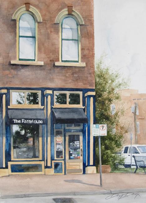 Buttonwood Art Space : Profile