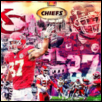 CHIEFS COLLAGE (Travis Kelce)