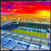 SPORTING KC SUNSET #1