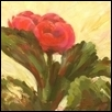 "LOOSE PARK BLOSSOM -- Artist: Shannon Manning Size: 10"" x 10"" Price: $420.00"