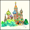 St Basil's - Moscow
