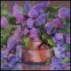 Lilacs and Copper