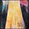 "THE DRESS -- Artist: Polly Alice McCAnn Size: 30"" x 57"" Price: $1,200.00"