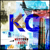 "KC ICONS 4 -- Artist: John knell Size: 32"" x 24"" Price: $325.00"