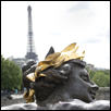 "LADY IN PARIS -- Artist: Michelle Wade Size: 8"" x 10"" Medium: Photography Price: $150.00"