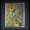 "SUNFLOWERS, DISCOVERY CENTER -- Artist: Jacqueline Smith Size: 11"" x 14"" Medium: Oil Price: $325.00"