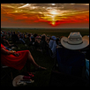 "SUNSET ON THE SYMPHONY -- Artist: James O'Neal Size: 11"" x 14"" Medium: Photography Price: $300.00"