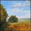 "WISDOM OF TREES -- Artist: Cindy Shaw Size: 20"" x 20"" Price: $1,250.00"
