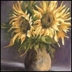 Sunflowers for Gentry