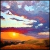 "A GLIMPSE OF HEAVEN -- Artist: Michele Seeley Size: 24"" x 18"" Price: $1,000.00 ***SOLD***"