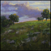 "MORNING LIGHT COLOR STUDY -- Artist: Michele Seeley Size: 10"" x 8"" Medium: Pastel Price: $400.00"