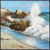 Rocks and Surf - Leo Carrillo Beach